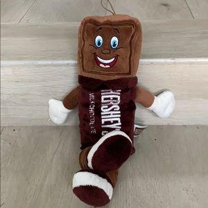 Hersheys chocolate plush toy